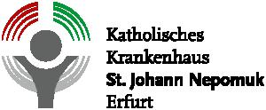 Katholisches Krankenhaus St. Johann Nepomuk Erfurt Logo